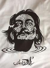 Salvador Dali t-shirt print- SIZES- S/M/L/XL/2XL
