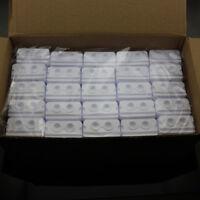 NEW BAND 500 PCS 2 Hole Bonding Composite Adhesive Mixing Wells Trays
