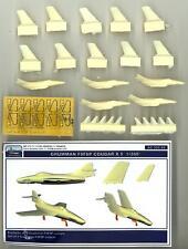 L'Arsenal Models 1/350 GRUMMAN F9F-8P COUGAR Jet Fighter Resin & Photo Etch Set