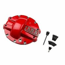 "ARB 750007 Differential Cover (Red) For Rear GM 10-Bolt Axles (8.5"" RG)"