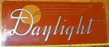 """Microscale Metal Sign #10501 SP Daylight (Embossed) 19 1/2""""x 8"""""""