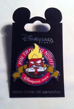 DLRP Pin - Pin Trading Night - Inside Out - ANGER - Limited Edtion