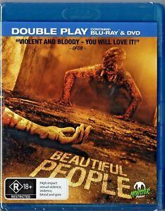 Beautiful People - Double Play (Blu-ray & DVD, 2015) Region B/4