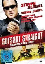 Gutshot Straight Gnadenloses Spiel - Steven Seagal  Vinnie Jones DVD - OVP - NEU