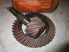 NOS Ring & Pinion Gear 1937 1938 1939 1940-1942 Plymouth Dodge DeSoto Chrysler