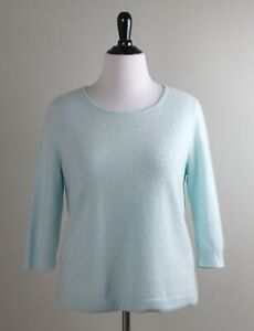 TALBOTS Woman $149 Soft Knit 100% Pure Cashmere Sweater Top Size 2X Petite