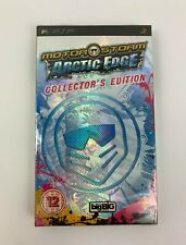 PSP Motorstorm Arctic Edge Collector's Edition, Brand New & Factory Sealed