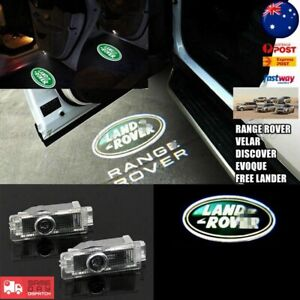 4x Puddle Lights Welcome Courtesy Door for Land Rover Range Rover Evoque AUS