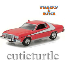 Greenlight Hollywood 18 Starsky and Hutch 1976 Ford Gran Torino 1:64 44780 A Red