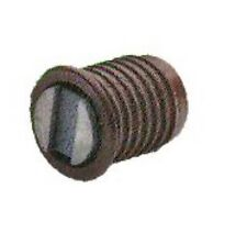 """Round Magnetic Catch (7/16"""" Diameter Drive In) Pack Of 12"""