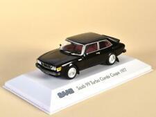 "Saab 99 Turbo Kombi Coupé 1977 Serie ""Saab Car Museum"" Maßstab 1:43 von Atlas"