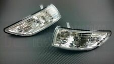 P2M Phase 2 Clear Front Corner Lights Lamps Silvia 240Sx S13 Silvia Front End