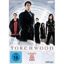 TORCHWOOD (STAFFEL 2) 4 DVD TV-SERIE NEU