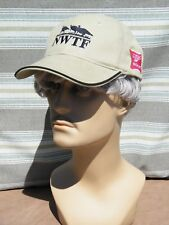 National Wild Turkey Federation MILLER BEER Strapback Baseball Cap NWOT Cd