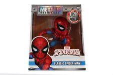 Marvel Classic Spider-Man 4-Inch Die-Cast Metal Figure NEW