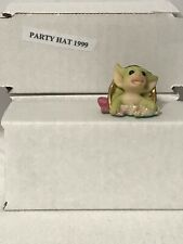 """Party Hat� Whimsical World Of Pocket Dragons Hummel Goebel Collectibles No Box"