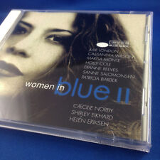 BLUE NOTE RECORDS VA: Women In Blue II EXTREMELY RARE 1999 AUSTRALIAN PROMO CD