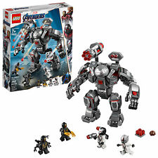 Lego 76124 Marvel Avengers War Machine Buster Building Toy New & Sealed Fre Ship