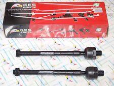 2PCS Front Inner Tie Rod Ends For E60 E63 E64 525i 528i 535i M5 M6 32106777479