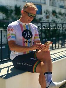 BeoLab Beovision  - Cycling jersey - Unique   **NEW**   Bang & Olufsen B&O