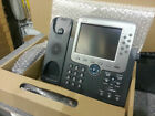 Cisco 7975 Phone FULLY REFURBISHED BACK TO NEW!!! CP-7975G Touch Color Screen