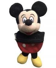 More details for disney disneyland paris mickey mouse wrist purse vintage 👻