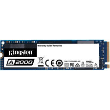 interne SSD Festplatte 250GB 500GB 1TB Kingston A2000 NVMe PCIe 3.0 x 4 M.2