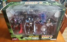 Mcfarlane Kiss Creatures Limited Edition 2002 Box Set of 4 Figures