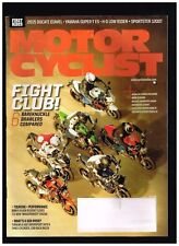 MOTORCYCLIST JULY 2014 SEE CONTENTS PAGE IN SECOND PHOTO