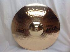 "Paiste PST8 22"" Reflector Rock Ride Cymbal/Free Stick Bag/Brand New"