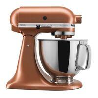 KitchenAid 5-Quart Artisan Tilt-Head Stand Mixer | Copper Pearl