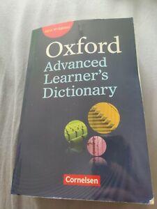Oxford Advanced Learner's Dictionary B2-C2. Wörterbuch (Kartoniert) (2015, Tasc…