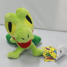 """New Pokemon Treecko 5.5"""" Plush Doll Toy  free shipping"""