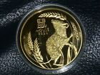 Medaille–Australia,Eagle Coin,Mouse,2020,10 Dollars,40mm,1oz,24 Karat vergoldet