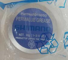 Fishing Reel Part Shimano Permalub Grease RD10050 1 3/4 oz 50g Tub Free Shipping