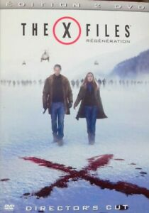 The X Files: Regeneration (I want to believe) - DVD with slipcase - FR+EN - NEW
