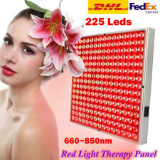225LED 45W Therapy Light Panel  Red Near 660nm 850nm Infrared Therapy Lamp Bulb