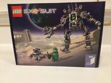 NEW Lego Ideas Exo Suit 21109