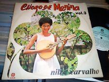 Nilze Carvalho Choro De Menina Vol 3 LP Brasil