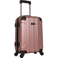 "Kenneth Cole Reaction Out Of Bounds 20"" Hardside Spinner Luggage - Rose Gold"