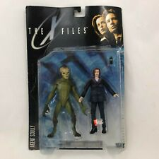 The X Files Series 1 Agent Scully Alien Action Figures McFarlane Toys