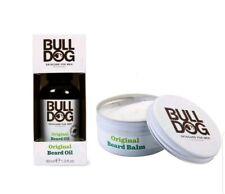 Bulldog Original Beard Oil 30ml and Beard Balm 75ml ultimate beard care pack