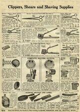 America 1919 Vintage Barbershop /& Salon Posters COLGATE SHAVING LATHER