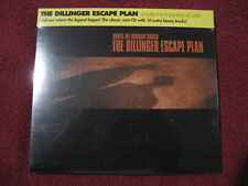 DILLINGER ESCAPE PLAN Under The Running Board CD sealed Relapse Cave In Converge