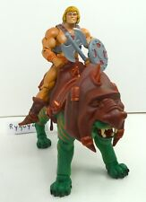 MOTUC, Battle Cat & He-Man, Masters of the Universe Classics, complete, figure