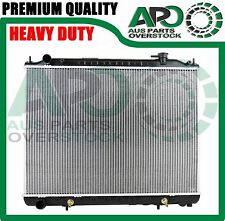 Heavy Duty Radiator For NISSAN ELGRAND  E50 E51 3.5L V6 2000~2008 + Free Cap