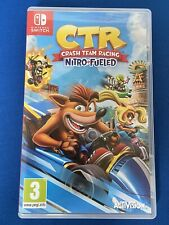 nintendo switch Crash Team Racing Nitro Fueled Lot 2