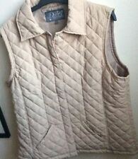 Hip Length Casual Popper Patternless Waistcoats for Women