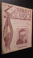 Rivista I Annali Di L Illusione per Lettera N° 2 ABE 1945