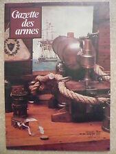 Gazette des armes n° 45 janvier 1977  SIG P 210. COLT 1860 Colt à cheminée